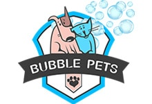 Bubble pets Logo