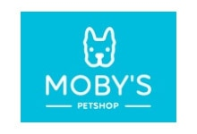 Moby pet shop  Logo
