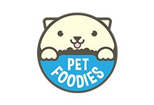 Pet foodies Logo