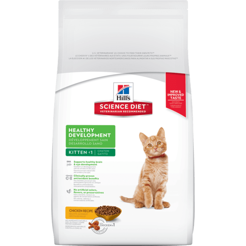 Hills Science Diet Kitten Healthy Development Dry